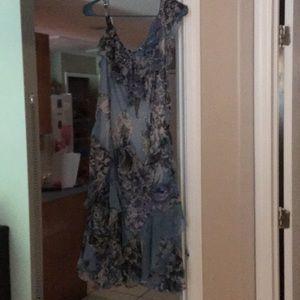 Size 16 dress worn once